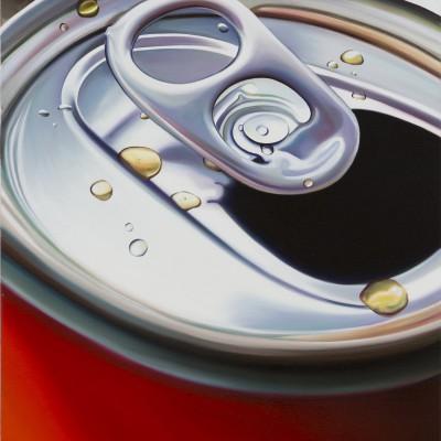 Coladose / Öl auf Leinwand / 70 x 50 cm / 2018 / verkauft