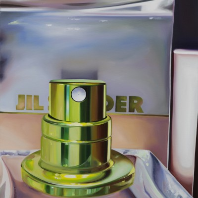 Jil S. / Öl auf Leinwand / 70 x 50 cm / 2018