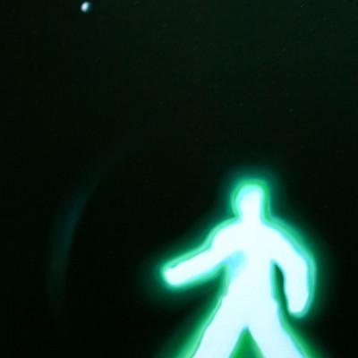 Nachtwanderer / Öl auf Leinwand / 40 x 30 cm / 2010
