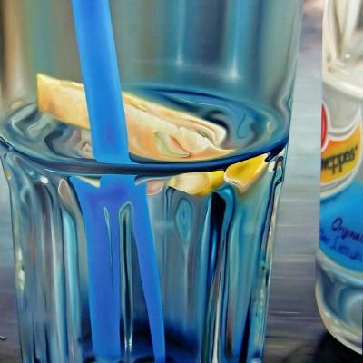 bittersüß / Öl auf Leinwand / 120 x 100 cm / 2013 / verkauft