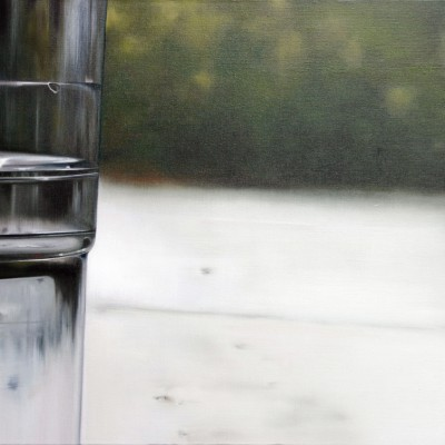 Student I / Öl auf Leinwand / 50 x 70 cm / 2007