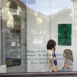 """""""Fiktion Realität"""" Galerie Ulrich Mueller, Köln 10.6. – 15.7.16"""