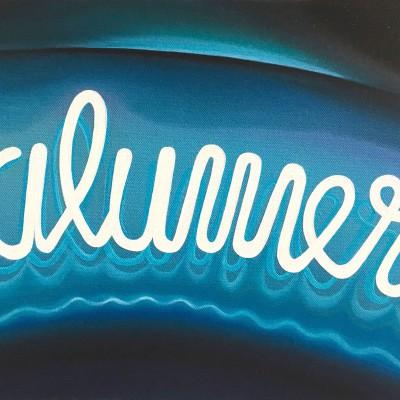 Salumeria / Öl auf Leinwand / 30 x 40 cm / 2016