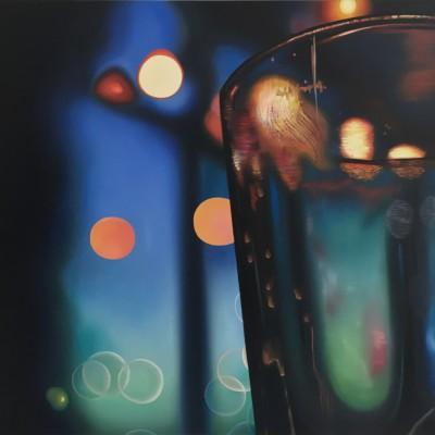 Williamsburg / Öl auf Leinwand / 80 x 120 cm / 2014