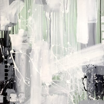 Introspektion 10 / Öl auf Leinwand / 80 x 60 cm / 2020