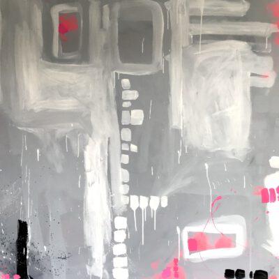 Introspektion 11 / Öl auf Leinwand / 120 x 160 cm / 2019
