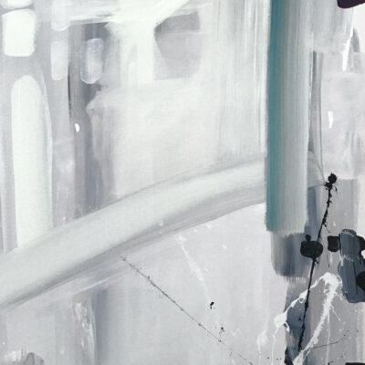 Introspektion 06 / Öl auf Leinwand / 70 x 50 cm / 2021